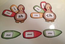 Spelling- ch, sh, th, wh / by Jennifer Iles