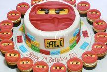 cakes decor menino