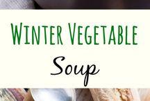 Soup: Vegetable