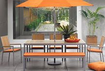 Wood Patio Furniture / by Mary Kane