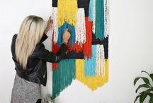 Yarn Art Ideas
