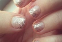 Pretty Nails / by Tory VanDamme
