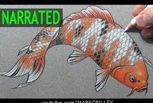Balık çizimi