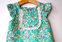 Sewing for little girls