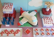 Party ideas for the little guy / by Megan Stromdahl