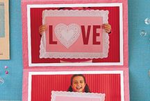Valentines day  / by Carly DeAugustines Saal