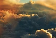 Cloudscapes / My true passion and love of cloud formations