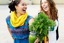 Jadah + Jen / About us, our mission, and our passion for green smoothies and life! / by Simple Green Smoothies
