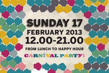 ▼ MB #9 - 17.02.13 ... It's a Carnival Party!