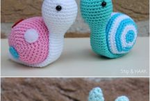 Crotchet Animals