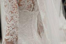 Wedding dress / Wonderful day