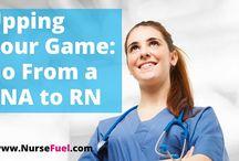 Nurse Career Info / Grow your nursing career.  Top nursing specialties and educational opportunities.