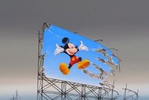 Jeff Gillette, Post Dismal / Hailed as the artist that inspired Banksy's Dismaland, Jeff Gillette's solo exhibition echoes his signature subversion of all things Disney.  Exhibition dates: 24 June to 23 July 2016