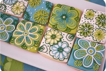 Pretty Cookies / by JoAnne Price
