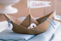 Sailboat Decorations
