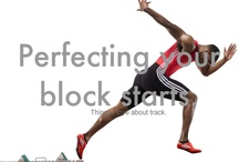 track&field poses