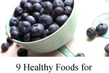 Healthy ideas and foods
