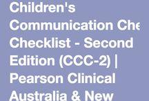 Speech Pathology Assessments