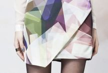 Geometric,Origami Fashion & Fabric Manipulation / tez