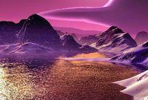 magic landscape