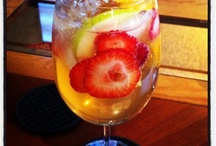 Drinks / Recipes / by Marissa Greenwood Richey