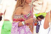 Festival Chic / A summer of festivals. A summer of music and festival fashion. A summer of festivities. ♡ Coachella bound.
