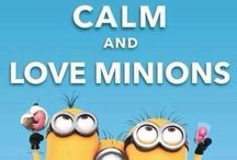MINIONS / by Michele Worden