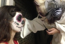 Skull candy  / Selection of skull candy make up