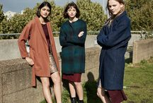 NOVEMBER LOOKBOOK / Shop the November lookbook at http://atterleyroad.com#style #inspiration #fashion #fall #winter #coats #london