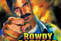 Classic and Hand painted Bollywood Posters / Bollywood posters