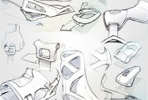 Sketching - Sporting Goods / by Laut Design Inc