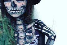 Carnavales: Día de los muertos