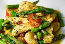 Negative Calorie Recipes