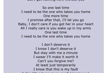 ~~~> Lyrics <~~~