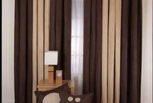 curtaining