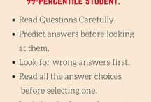 Reading 36. ACT and SAT reading strategies.