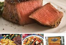 Omaha Steaks Holiday Gifts / by Janine Foxx