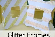 Glitter and Leopard party ideas / by The CSI Project- The CSIGirl
