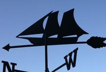 Allewindwijzers.nl / Allewindwijzers heeft ruim 40 jaar ervaring en levert uit voorraad alle typen windwijzers.