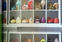 Shoes organizer