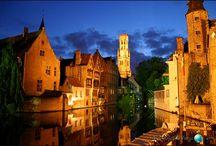 Brujas, Gante y Bruselas / Preciosa ruta por Bélgica. #belgica #brujas #gante #bruselas