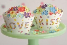 Cupcakes / by Linda Teague Spence