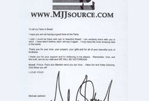 Letter from Michael