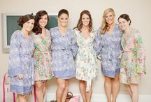 Bridesmaids Gifts / by Pretty My Party - Cristy Mishkula