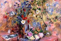 Painting. Edouard Vuillard