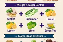 Infused Water Combos
