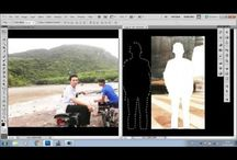 Photoshop CS5 / Belajar desain gambar, edit photo, membuat animasi Dp BBM, dll. Menggunakan  Photoshop CS5