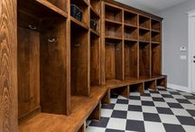 Bella Homes Iowa Interior Trimwork / Ideas on adding character with woodwork to your home!