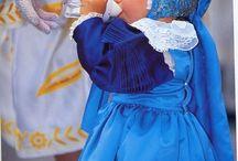 Costumes_Coiffes_Bretonnes / Costume petite Bretonne