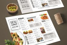 menu template reff